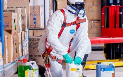 Nueva norma UNE EN 689 de exposición inhalatoria de agentes químicos