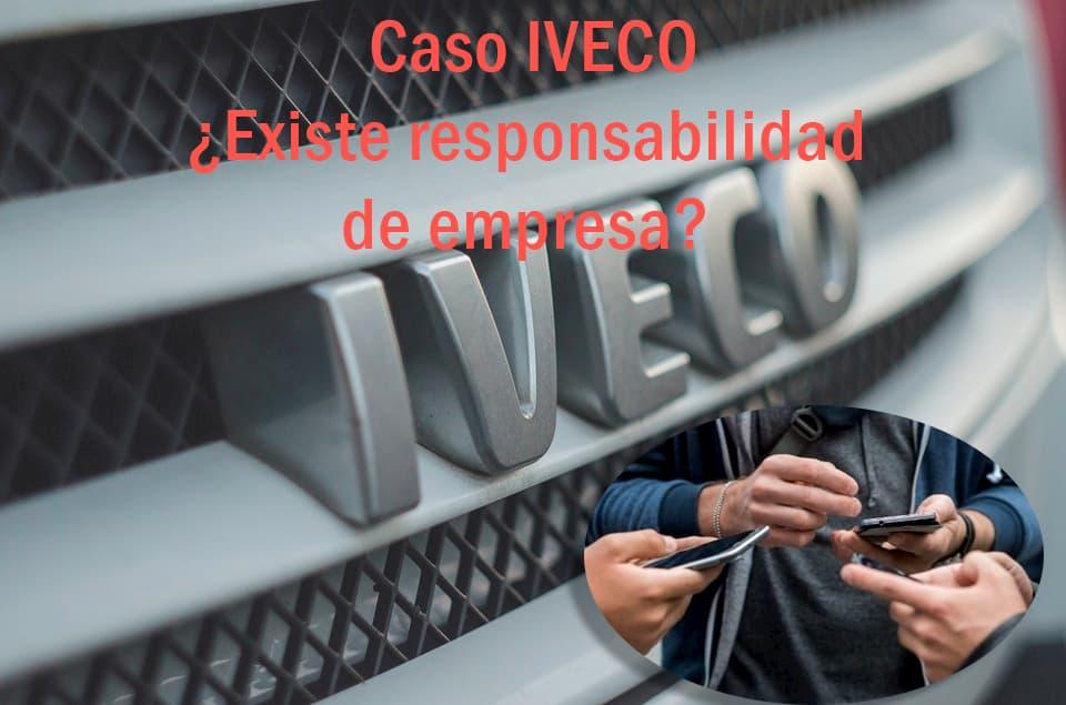 El caso de IVECO y cómo los riesgos psicosociales matan