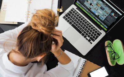 El estrés: la principal enfermedad laboral