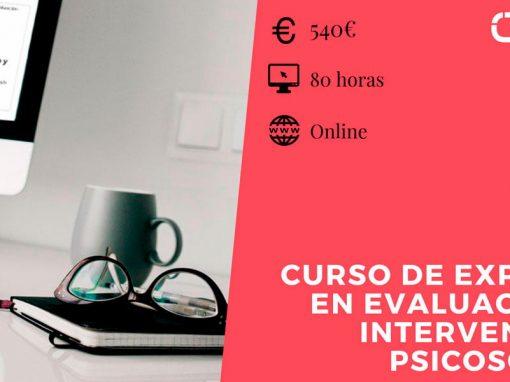 Experto Universitario en Evaluación e Intervención Psicosocial