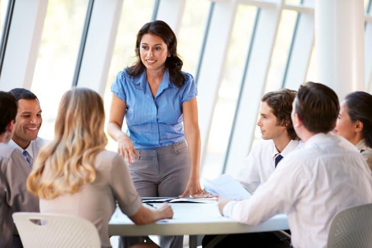 Taller de liderazgo y gestión de equipos